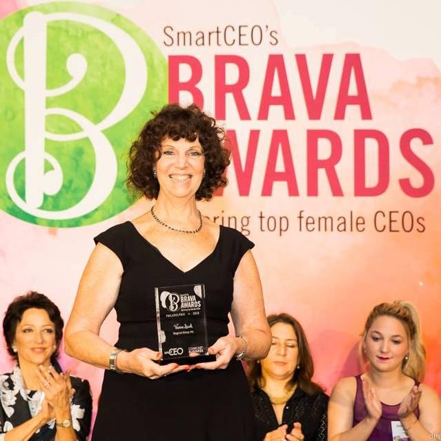 Vivian w Brava award_7-19-2016