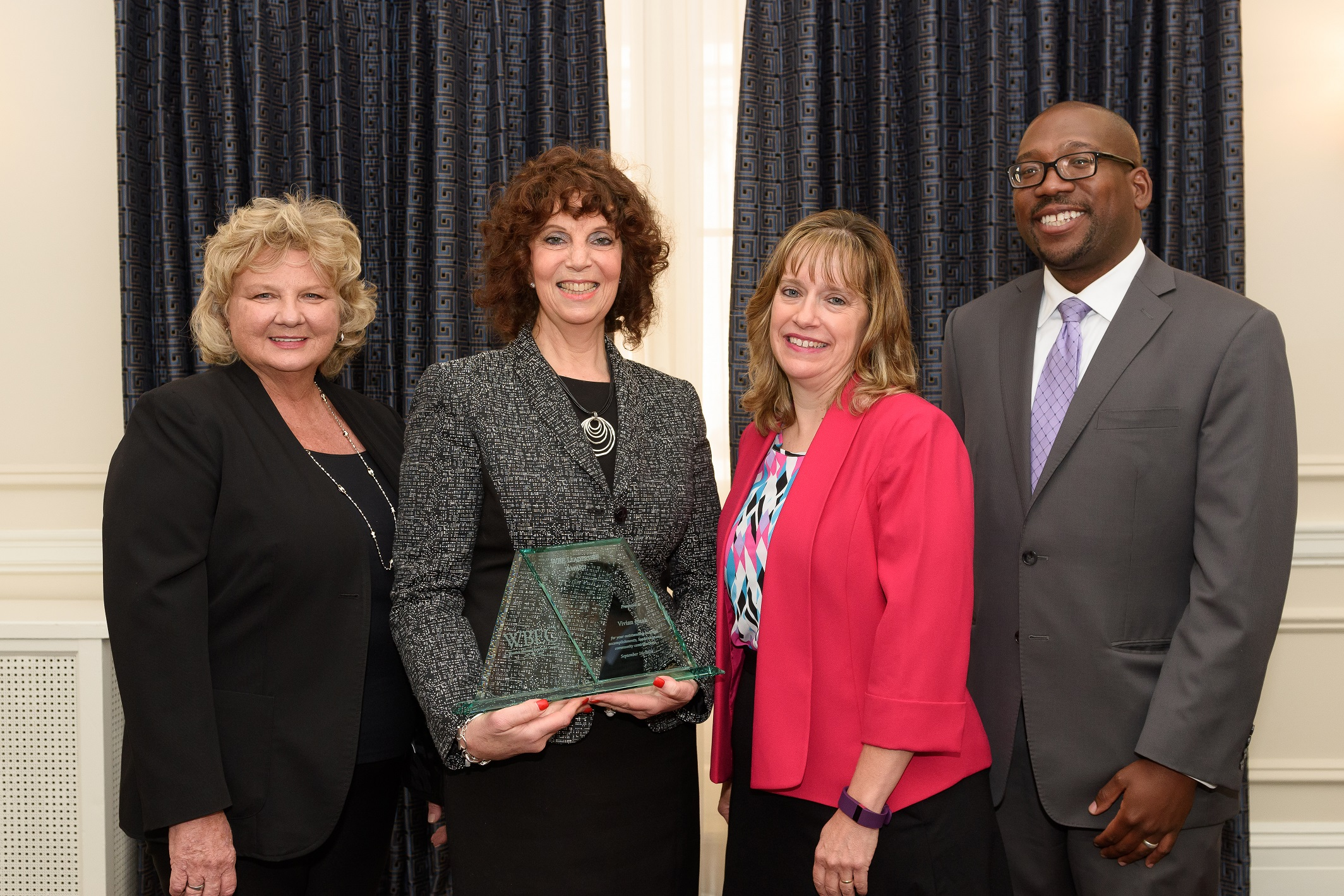 2016 Women's Business Enterprise Leadership Award